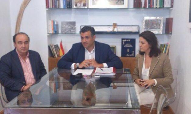 La Consejería de Fomento cederá al Ayuntamiento de Coria la travesía de la Ex-109 y el Puente de Hierro