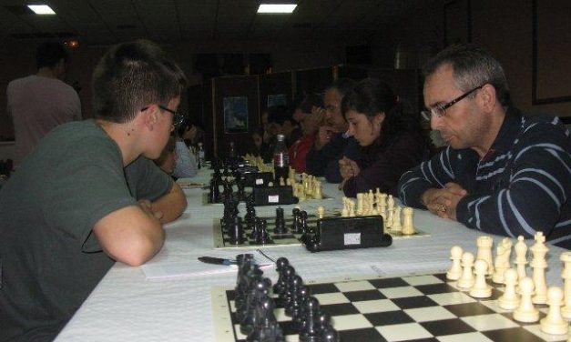 Valencia de Alcántara acogerá este sábado el I Torneo de Ajedrez de Semana Santa