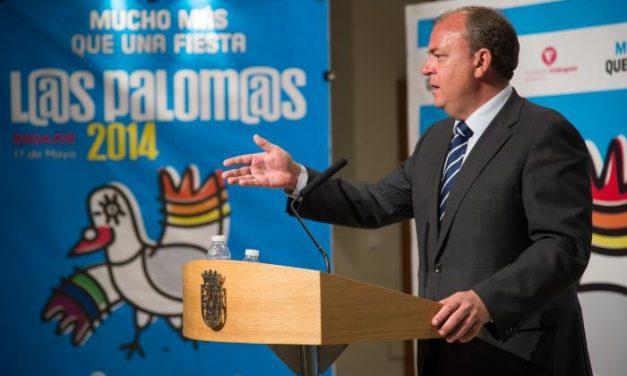 La fiesta de Los Palomos de Badajoz contará por primera vez con la participación del Gobierno regional