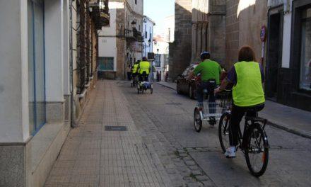 Valencia de Alcántara continua promoviendo el deporte entre las personas con discapacidad