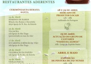 Dieciséis restaurantes del concejo luso de Mãrvao participarán en las IX Quincenas del Cabrito