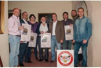 Una marcha  de Bomberos Solidarios de Cáceres recaudará fondos para la Asociación de Fibrosis
