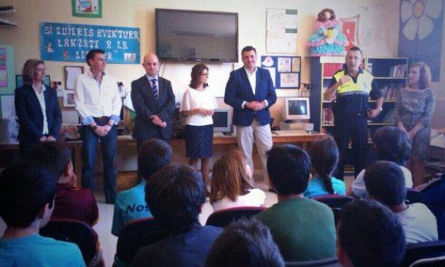 Un total de 460 alumnos pasan por las aulas del programa de Educación Vial 2014 en Coria