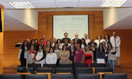 Veinte personas terminan su formación en cuidados sociosanitarios con Cáritas y el SES