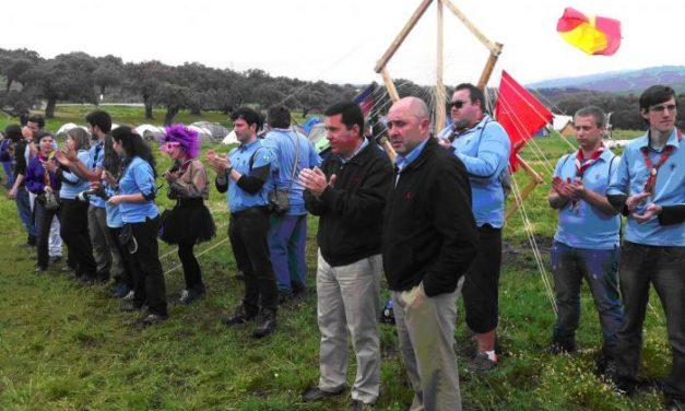 El Consejero de Administración Pública anima a los scouts a utilizar los valores aprendidos