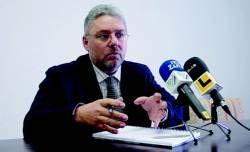 El alcalde de Los Santos de Maimona muestra su oposición al trazado de la autovía Badajoz-Granada