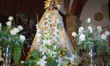 La localidad de Moraleja continúa con los actos religiosos en honor a la Virgen de la Vega