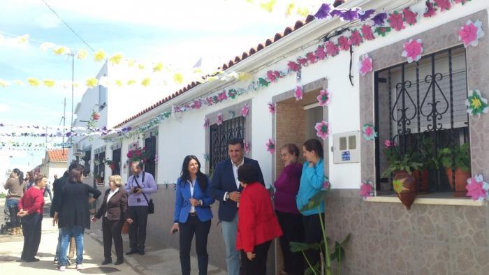Rincón del Obispo celebra este fin de semana el Festival de las Flores con más de 100.000 plantas