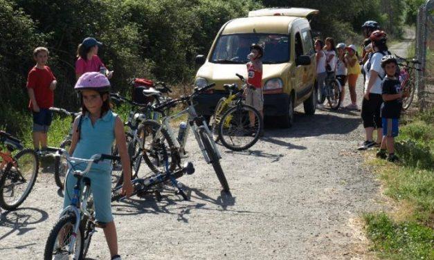 El Ayuntamiento de Moraleja organiza la VI Vuelta Ciclista y gymkanas deportivas para niños
