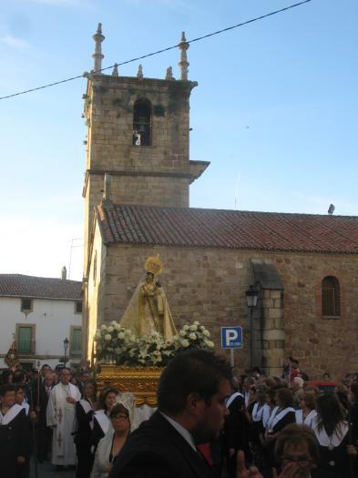 La localidad de Moraleja continúa con el programa de actividades en honor a la Virgen de la Vega
