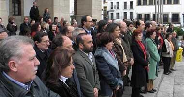 La Fempex agradece la participación de los extremeños en el homenaje al ex edil Isaías Carrasco