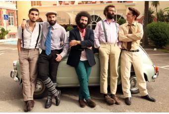 Las 'Noches de Santa María' de Plasencia acogen este martes un espectáculo de copla-jazz  con 'La Canalla'