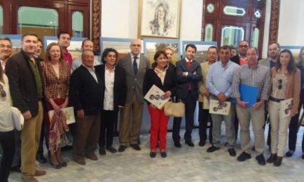 Echávarri entrega contratos de ayudas por 870.000 euros para poner en marcha 12 proyectos