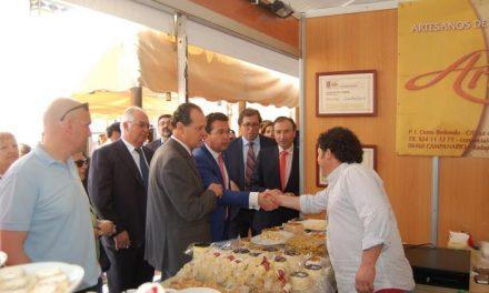 Trujillo abre la Feria del Queso más internacional de un sector que exportó 108.000 kilos en 2013
