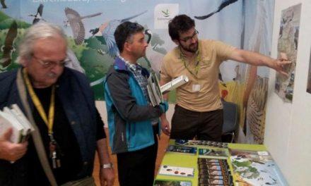 El Club Birding in Extremadura lleva por primera vez su oferta ornitológica a Italia