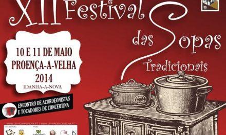 La localidad lusa de Proença-a-Velha celebra este fin de semana XII Festival de las Sopas Tradicionales