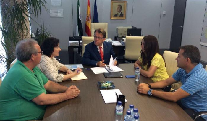 Fomento invertirá 1,1 millones en la mejora de 27 depuradoras de aguas residuales en Las Hurdes