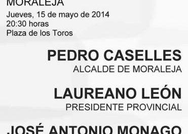 Los populares extremeños celebrarán este jueves el primer acto de campaña electoral en Moraleja