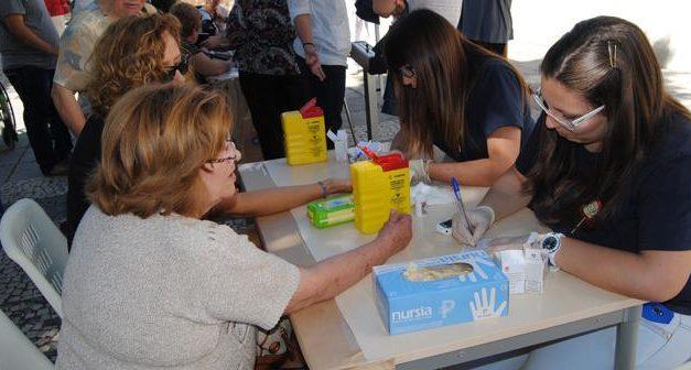 Los alumnos del programa «Cancho Penero» trataron a más de 100 personas en el Día de la Salud
