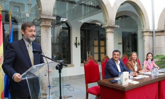 Coria acoge la presentación de la Poesía Completa del escritor y periodista Alfonso Albalá