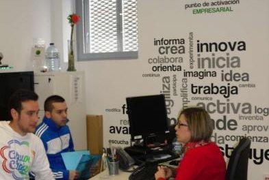 El Punto de Activación Empresarial de Mérida tramita el alta de cerca de 200 empresas