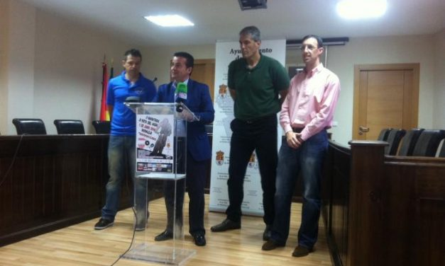 El Gobierno de Extremadura invertirá en Moraleja más de 100.000 euros para mejorar infraestructuras deportivas