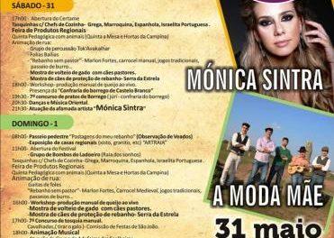 La localidad portuguesa de Rosmaninhal acoge este fin de semana el popular Festival del Cordero