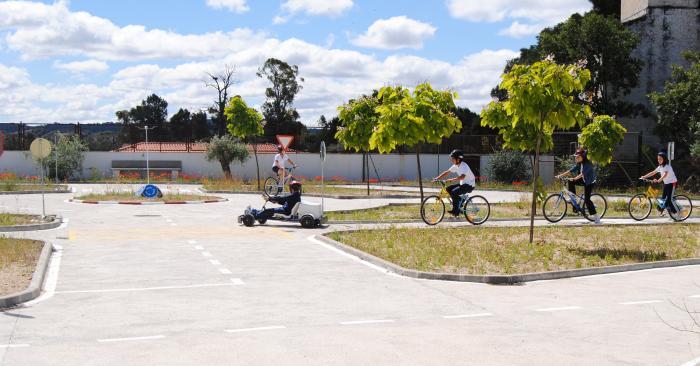 El Colegio Nuestra Señora de los Remedios de Valencia de Alcántara organiza una jornada de seguridad vial