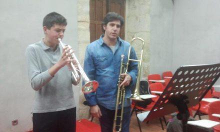 Los alumnos de la Escuela Municipal de Música de Coria comienzan el lunes con su ciclo de conciertos