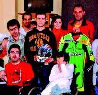 El piloto Fonsi Nieto declara ante la jueza en Almendralejo por la denuncia del caso Tarazona por impagos