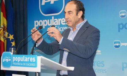 El Partido Popular de Cáceres felicita al Gobierno por el Plan de  reactivación económica