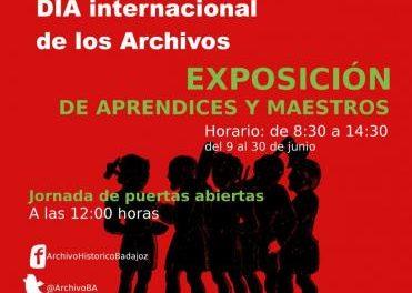 Educación y Cultura organza una jornada de puertas abiertas con motivo del Día Internacional de los Archivos