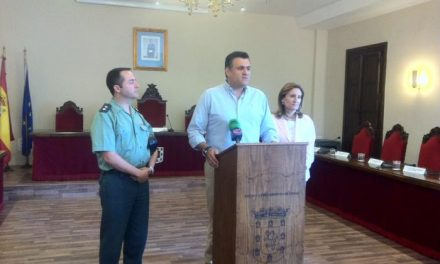 Coria cortará la travesía para garantizar la seguridad durante el desarrollo de los encierros de San Juan