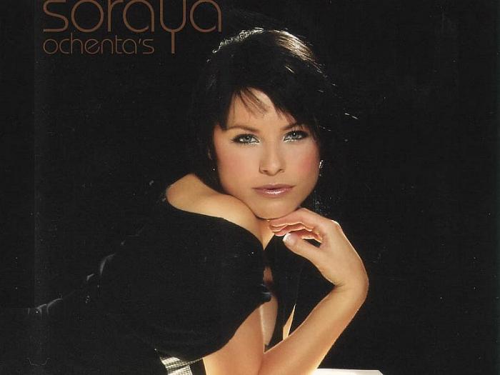 """La cantante cacereña Soraya recupera los éxitos de la década de los 80 en su nuevo disco """"Dolce Vita"""""""
