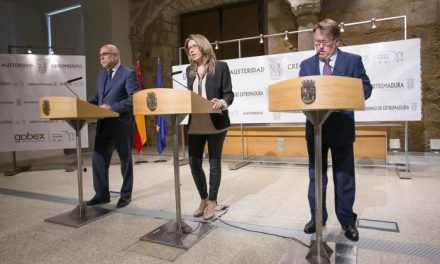 Extremadura prevé destinar más de 17 millones de euros para atender la demanda  del tejido productivo extremeño