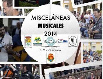 Valencia de Alcántara acoge este fin de semana las Misceláneas Musicales de la orquesta Aliamundi