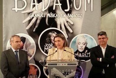 Trinidad Nogales presenta Badasom como un encuentro de fusión cultural entre Extremadura y Portugal