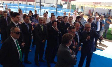 El presidente extremeño destaca  que con la nueva red de ITV  será una de las regiones con mejor cobertura