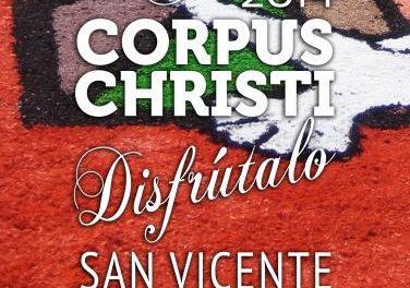 San Vicente de Alcántara ultima los preparativos para la fiesta tradicional del Corpus Christi