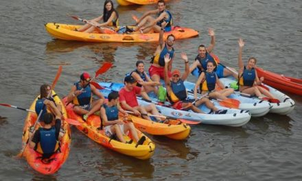 Unas 700 personas participarán en el VII Descenso del Río Alagón el próximo 3 de agosto