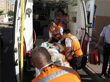 El 112 enseña a los niños un uso responsable del teléfono del centro de urgencias y emergencias