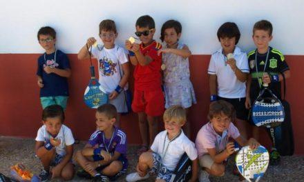 La localidad de Moraleja celebra con éxito la cuarta edición del Torneo de Pádel San Buenaventura