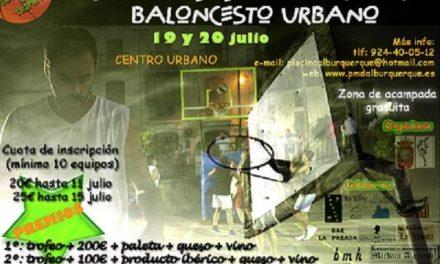 Alburquerque acoge la segunda edición del torneo 24 horas de baloncesto urbano