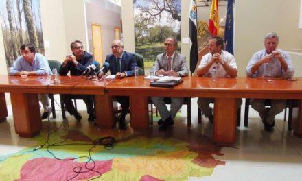 Agricultura firma el contrato de concesión administrativa del edificio que ocupan las organizaciones agrarias