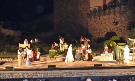 """El Festival Templario clausura su edición """"más jerezana"""" con éxito de participación y público"""