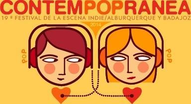 """Alburquerque da la bienvenida a """"Contempopránea"""" con una fiesta en la Plaza de España"""