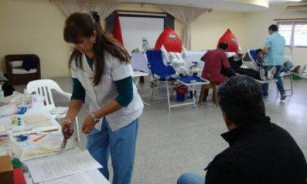 El  Banco de Sangre recogerá casi 2.000 litros de plasma durante el mes de agosto en 51 colectas por toda la región