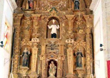 La Consejería de Educación y Cultura restaurará el retablo del convento de la localdidad de Valdefuentes