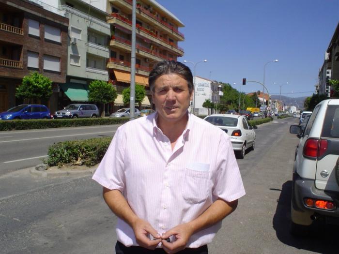 Clarencio Domínguez seguirá presidiendo dos años más la Asociación de Empresarios Rivera de Gata