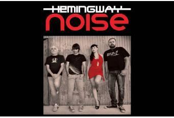 'Provocarte' lleva este sábado la música rock de Hemingway Noise a Casar de Cáceres
